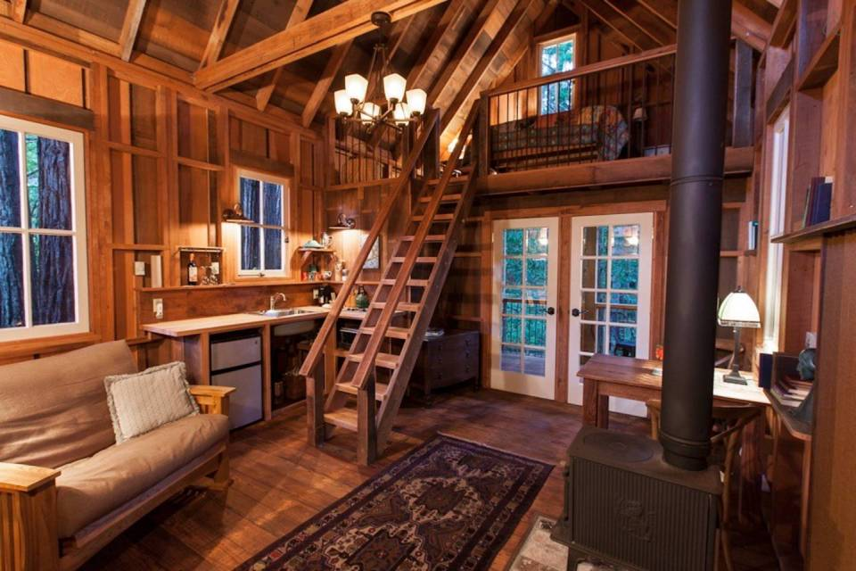 Terrific Owl Tree Cabin Small House Bliss Largest Home Design Picture Inspirations Pitcheantrous