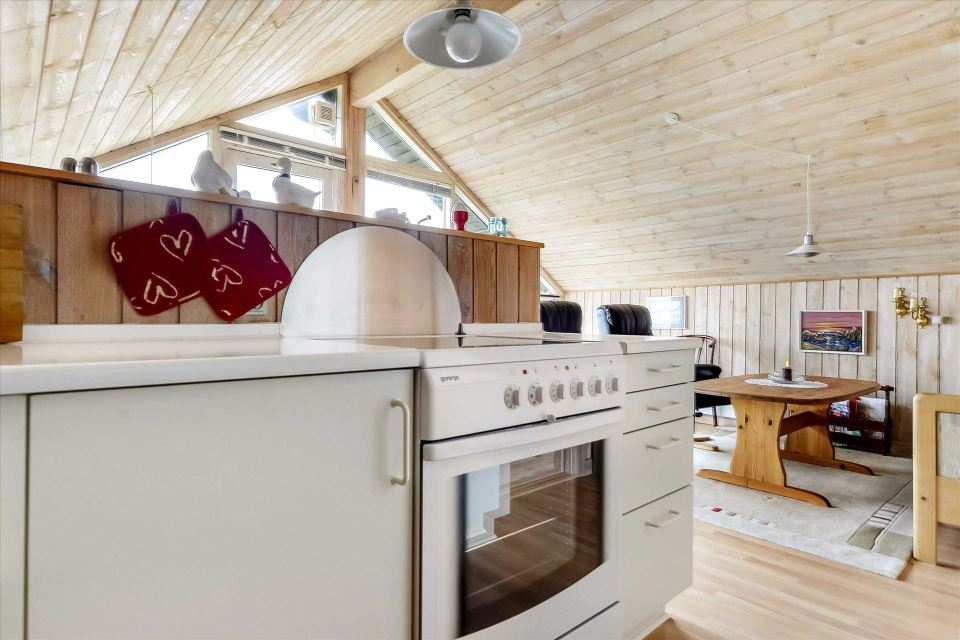 This tiny sod-roofed house sits among the sand dunes in northern Denmark. It has one bedroom in 430 sq ft.   www.facebook.com/SmallHouseBliss