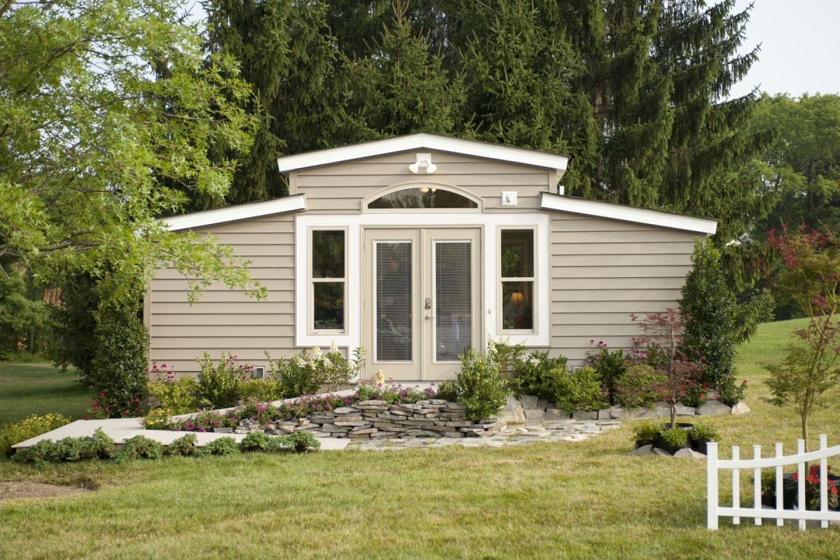 MEDCottage, a tiny house designed for the elderly | Small ...