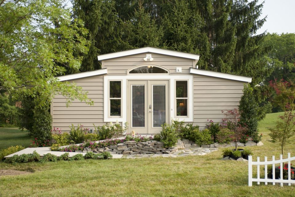 MEDCottage, a tiny house designed for the elderly | Small