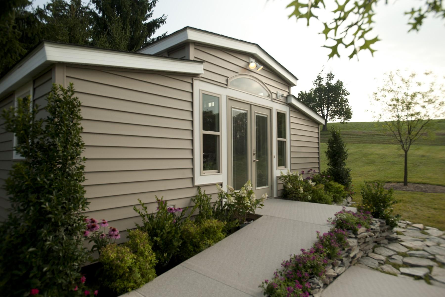 Tiny homes for seniors
