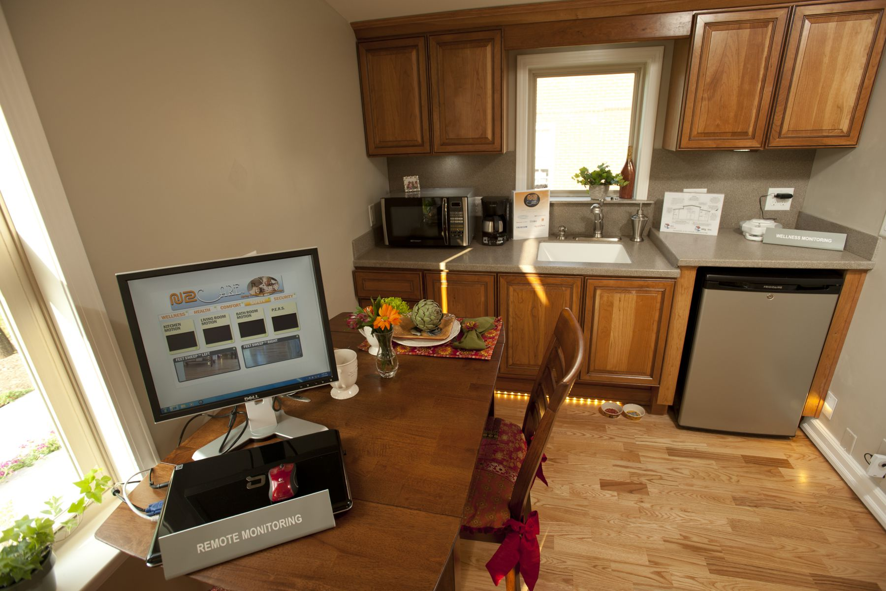 MEDCottage, A Tiny House Designed For The Elderly. The 288 Sq Ft Structure  Is