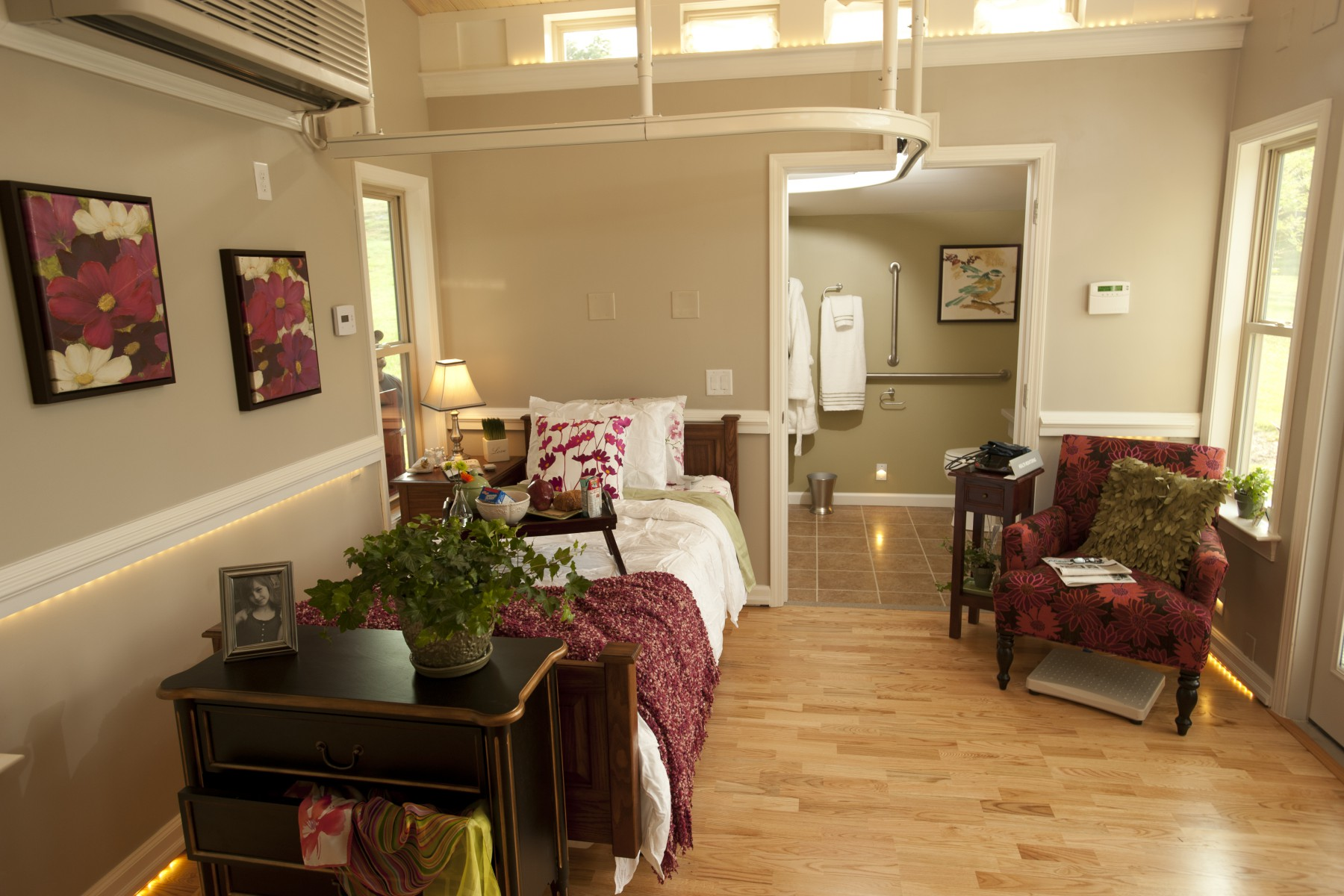 Home designs living upstairs from your aging.