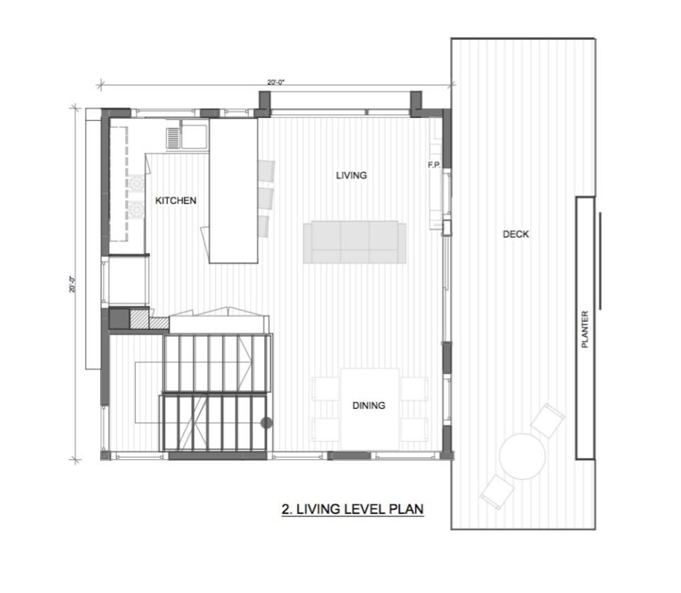 Butcherknife Residence: Gallery: Butcherknife Residence