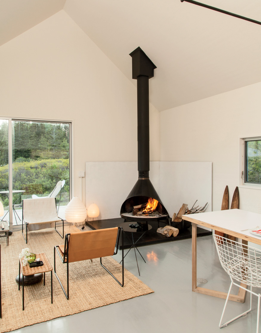 Gallery: A tiny cabin compound in an old quarry | GO Logic | Small ...