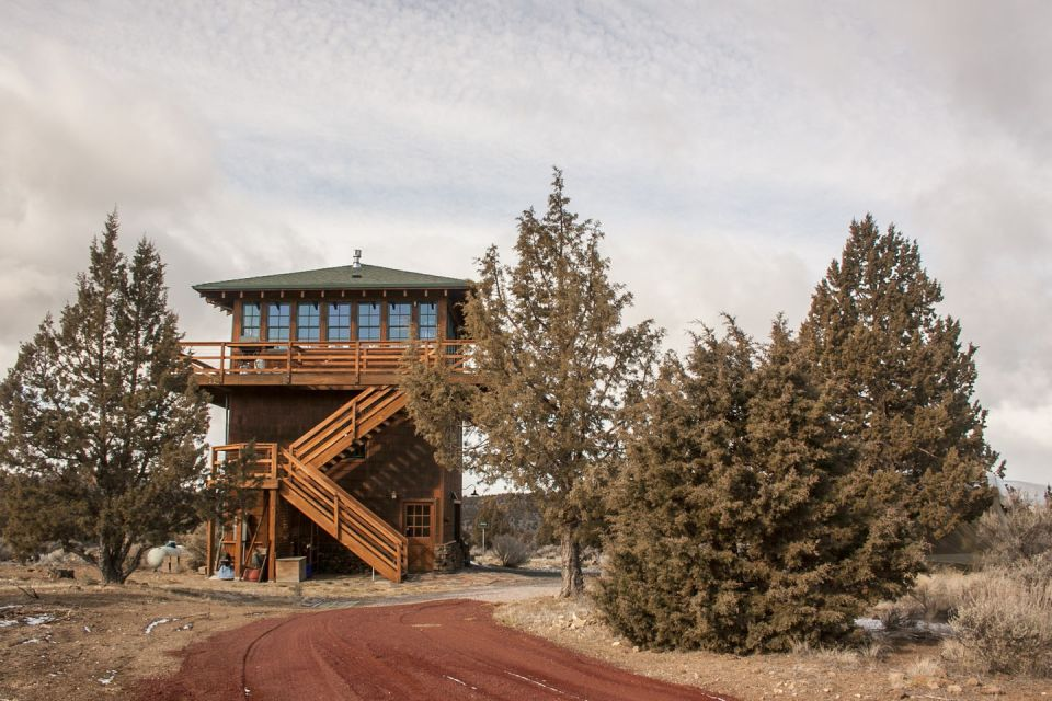 Gallery Forest Fire Lookout Tower House Small House Bliss