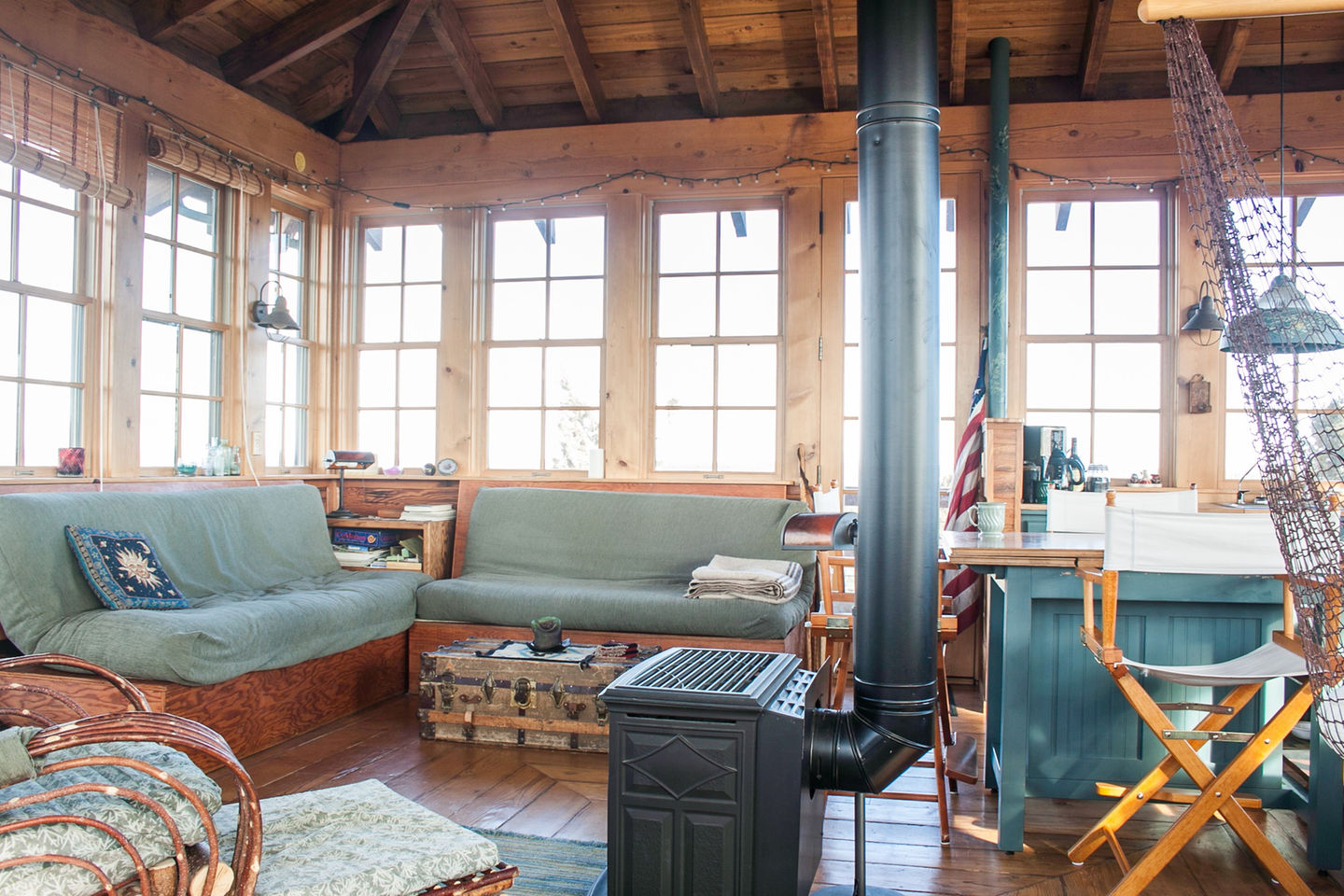 Gallery Forest Fire Lookout Tower House Small Bliss