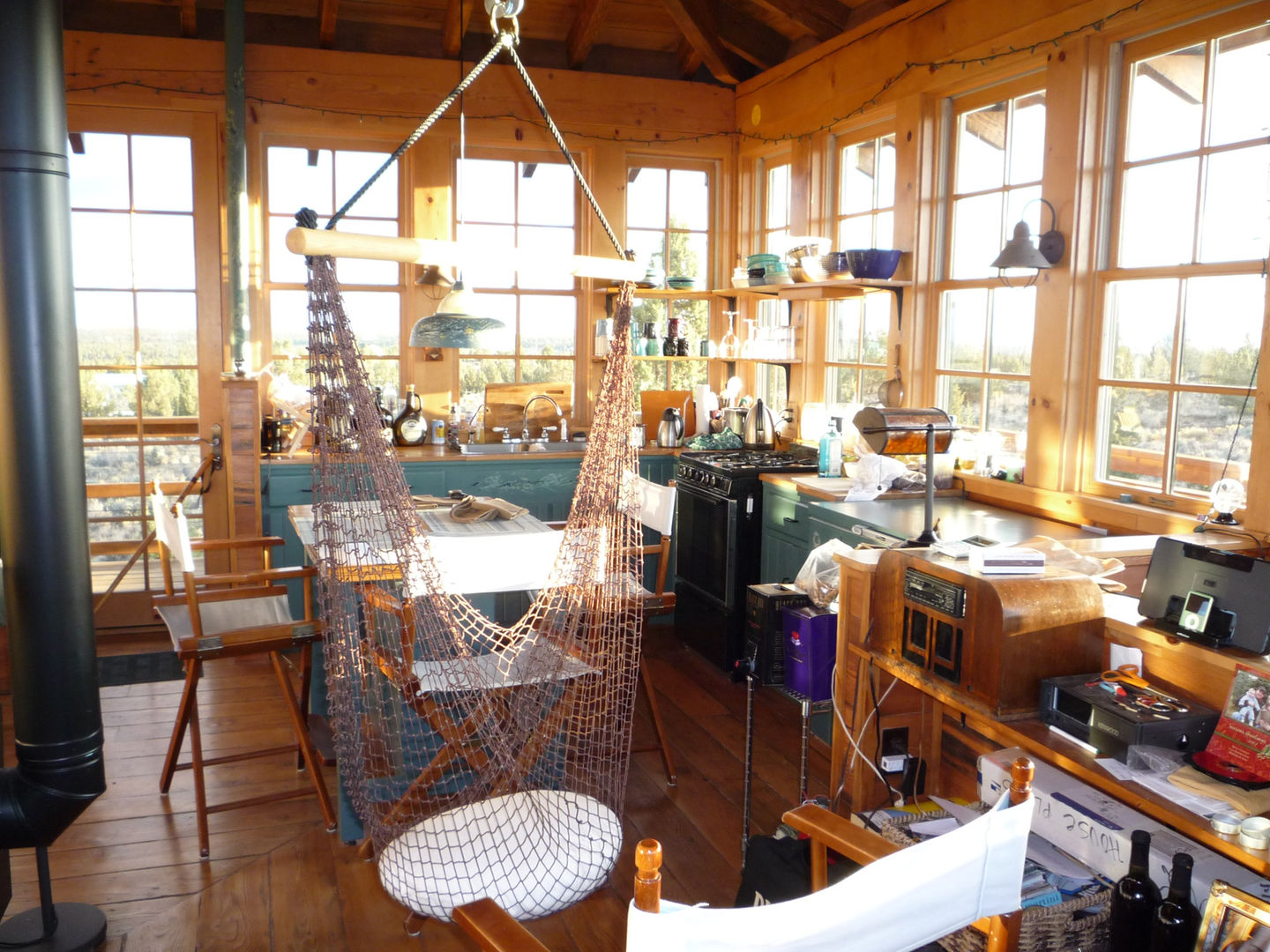 1930s Era Forest Fire Lookout Towers Inspired This 3 Storey Tower House In  Oregonu0027s