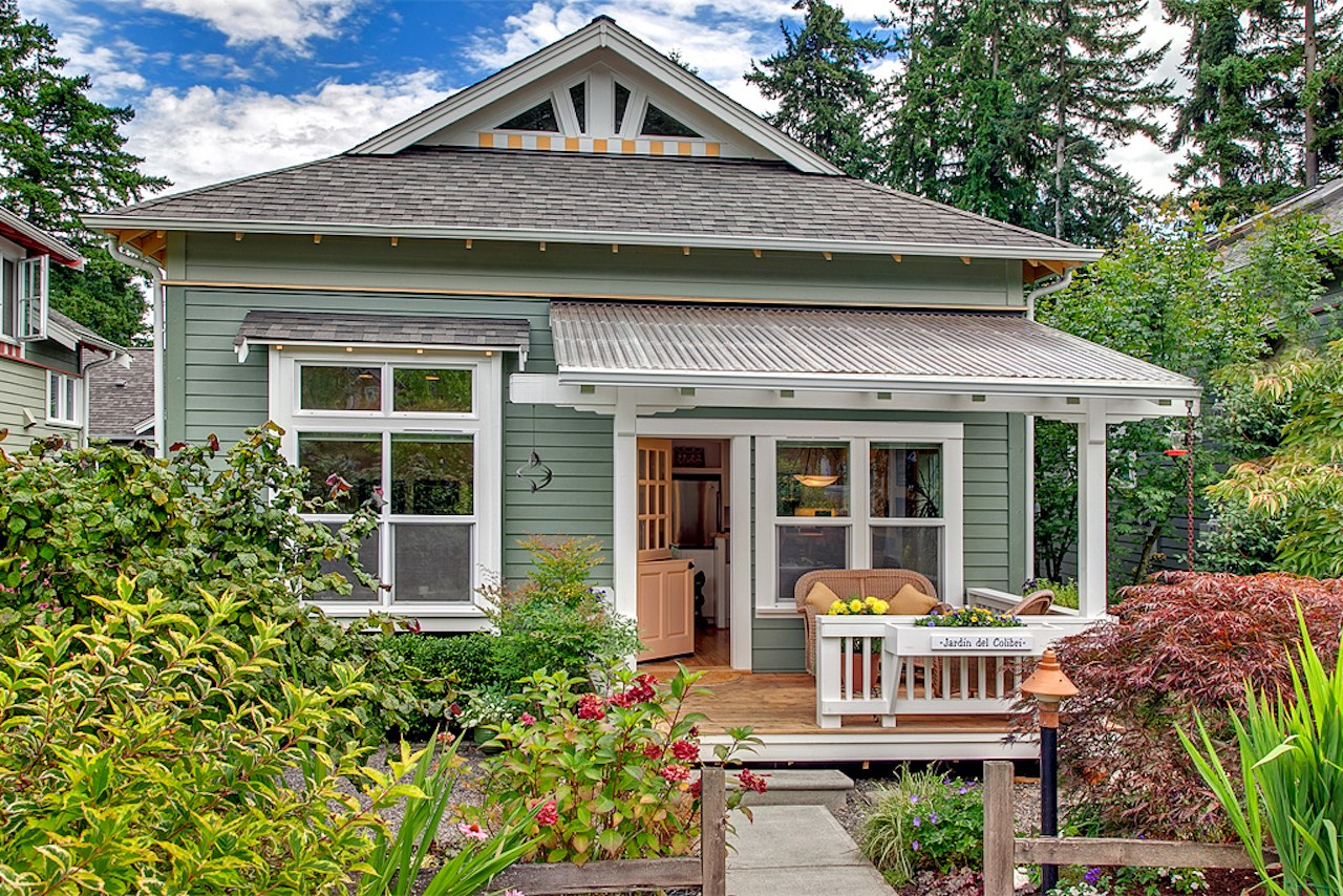 Picture of: Jardin Del Colibri Cottage Ross Chapin Small House Bliss