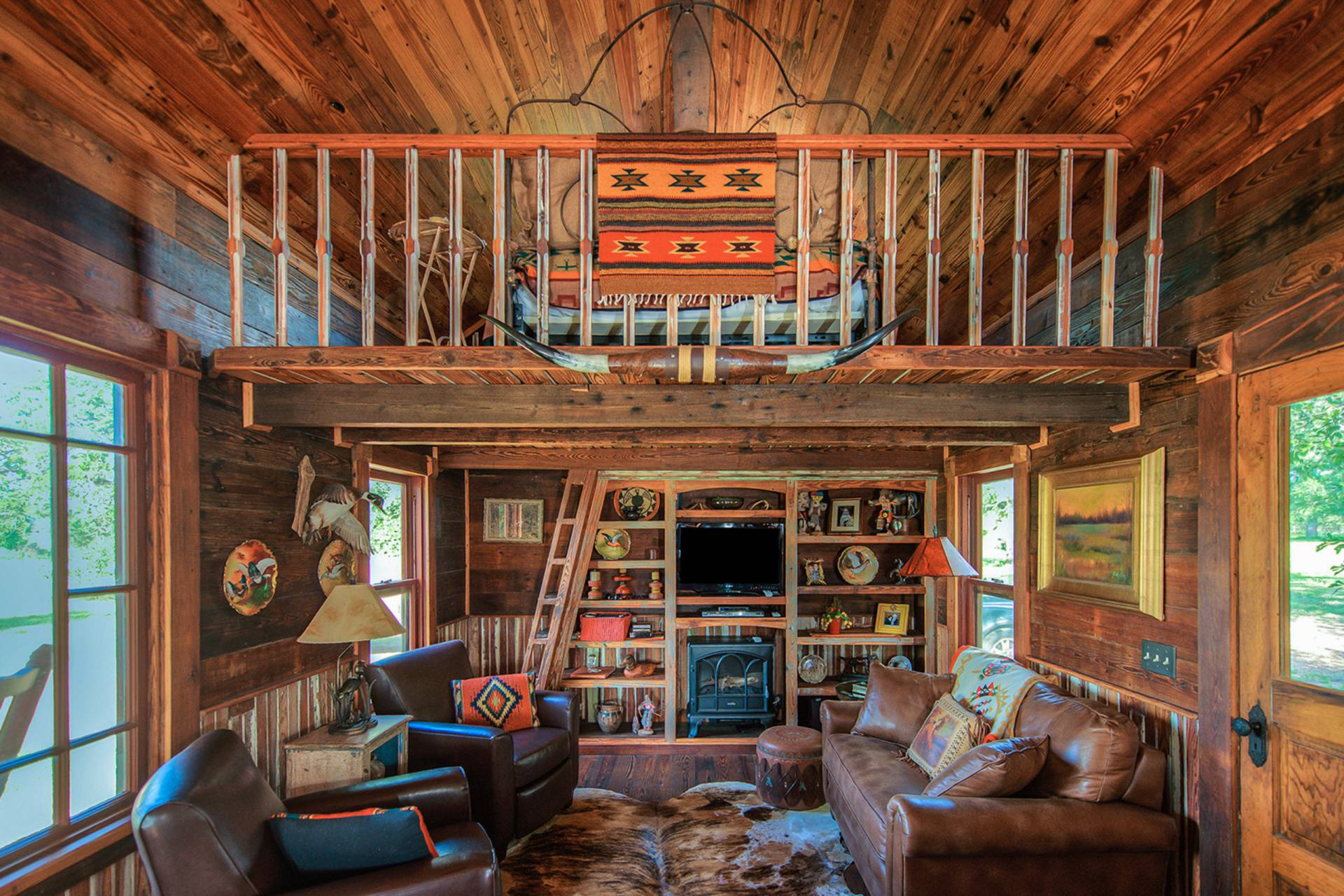 Published February 29, 2016 At 1920 × 1280 In The Cowboy Cabin | Tiny Texas  Houses