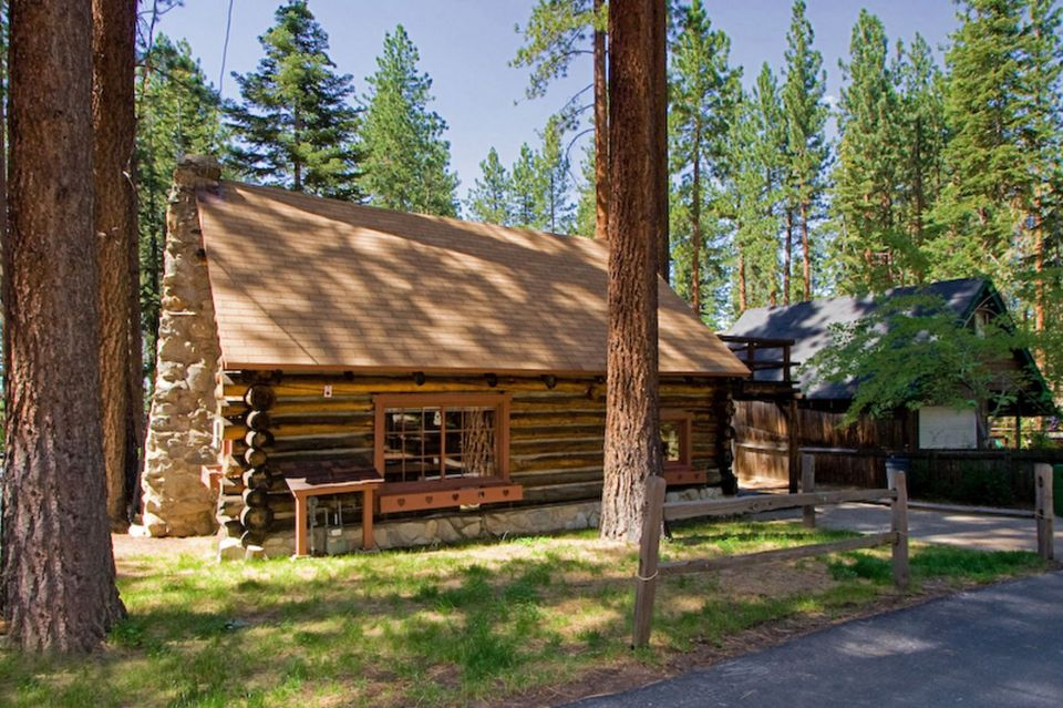 Gallery Lake Tahoe Log Cabin Small House Bliss