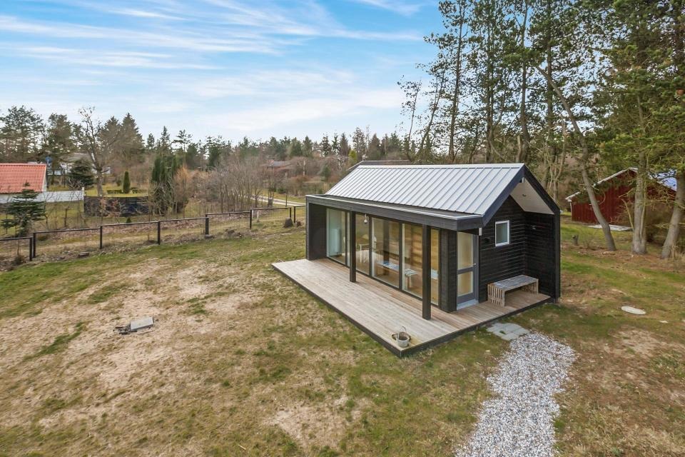 Gallery Scandinavian Modern Tiny House Simon Steffensen