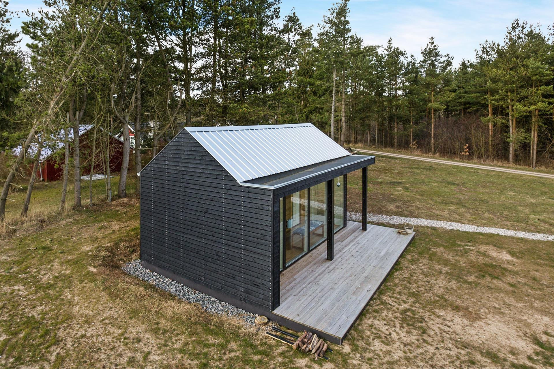 Gallery Scandinavian Modern Tiny House Simon Steffensen