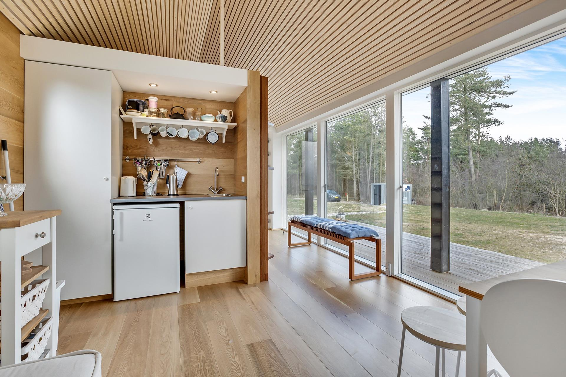 Gallery: Scandinavian Modern tiny house | Simon Steffensen | Small ...