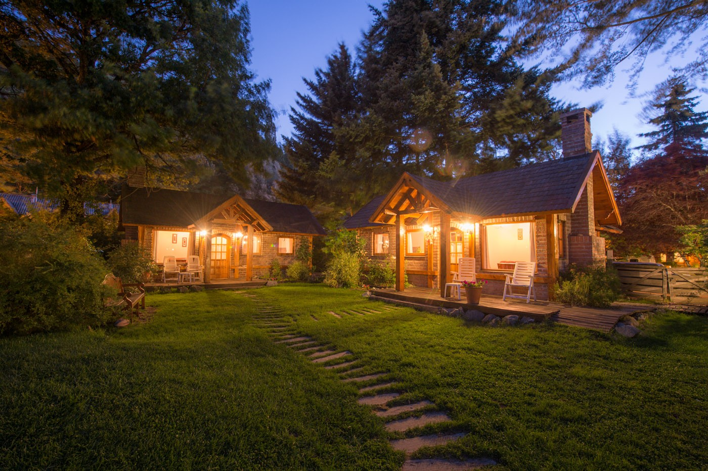 Alpine style home plans