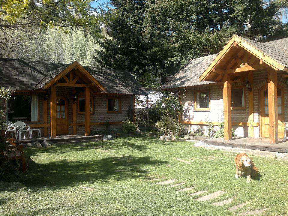 Gallery: Alpine Style Brick And Wood Cottages In Patagonia