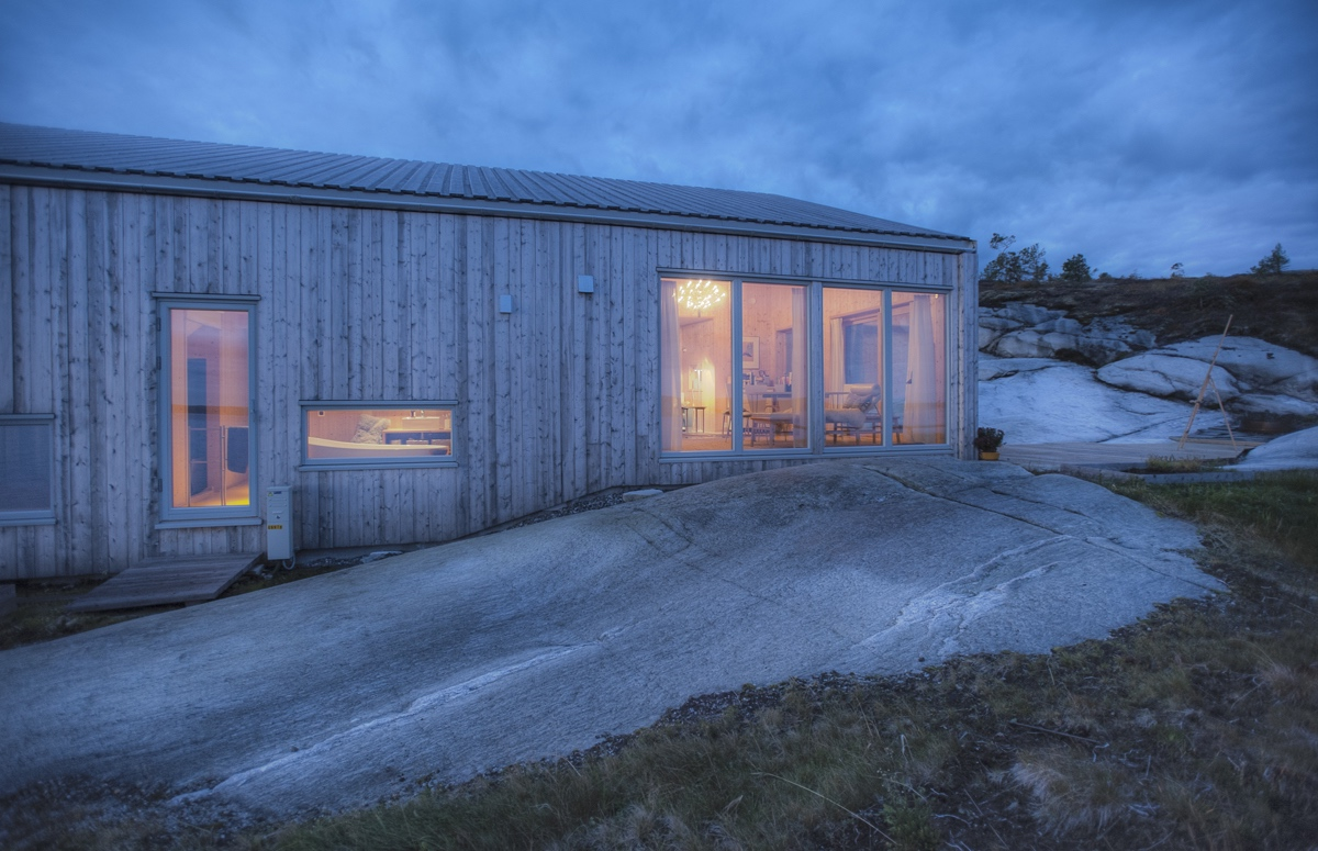 Gallery A modern coastal cabin in Norway TYIN tegnestue Small